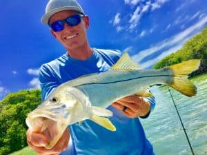 Snook Fishing in St. Petersburg